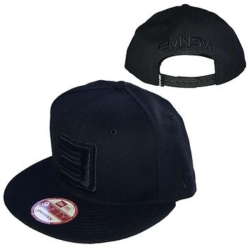 Eminem Logo New Era Hat