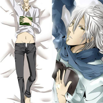 New Shogo Makishima - Psycho-Pass Anime Dakimakura Japanese Pillow Cover ContestNinetyNine 21