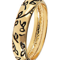 Michela Engraved Band Ring
