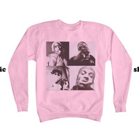 Biggie 2Pac Sweatshirt | Notorious BIG, Snoop Dogg, Eazy E Throwback Sweater | Classic Hip Hop Clothing