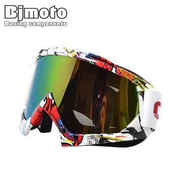 ac NOOW2 BJ-MG-001A  man/women motocross goggles glasses cycling eye ware MX off  Road helmets goggles Sport gafas for motorcycle