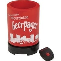 Beer Pager - Recordable