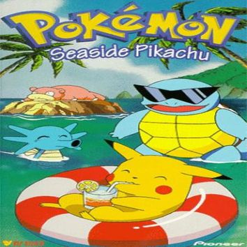 NOONE Pokemon - Seaside Pikachu (Vol. 6) [VHS]