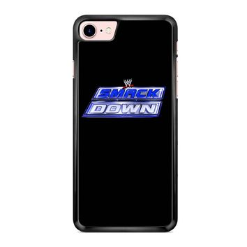Wwe Smackdown Logo 2 iPhone 7 Case