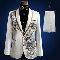 Set wedding suits for men