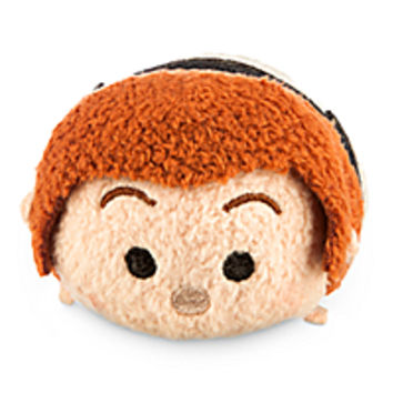 Hans ''Tsum Tsum'' Plush - Frozen - Mini - 3 1/2''