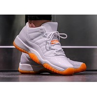 Air Jordan 11 Retro Low Citrus AJ11 Sneakers