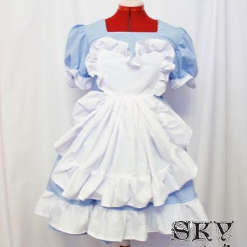 Classic Alice Dress S by skycreation on Etsy