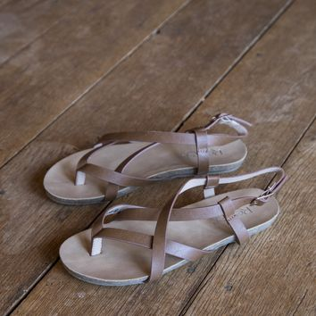 Twisty Flats, Tan