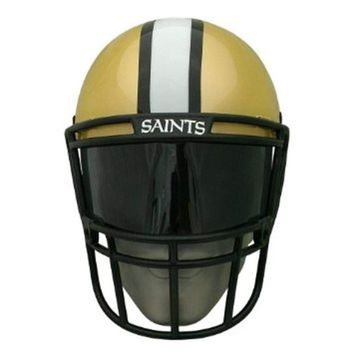 New Orleans Saints Game Face Fan Mask