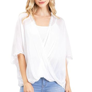 Ethereal Suplice Blouse