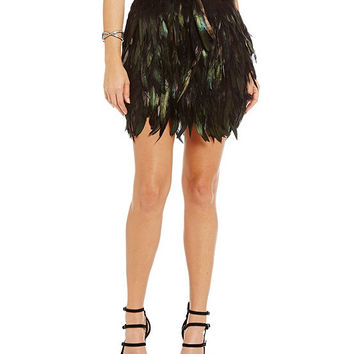 Sugarlips Light As A Feather Skirt | Dillards