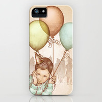 Lonely Boy iPhone Case by Frances Louw | Society6