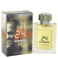 24 Live Another Night by ScentStory, Eau De Toilette Spray 3.4 oz