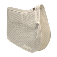 Equine Comfort Products Cotton Correction All Purpose Pad with Memory Foam Inserts