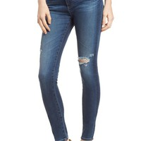AG 'The Farrah' High Rise Skinny Jeans (9 Years - Atlas) | Nordstrom