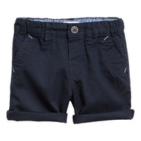 Cotton Shorts - from H&M