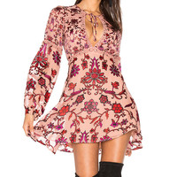 Saffron Mini Dress by For Love & Lemons