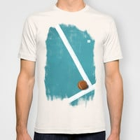 Tennis T-shirt by Matt Irving