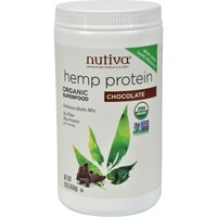 Nutiva Organic Hemp Protein - Chocolate - 16 Ounce