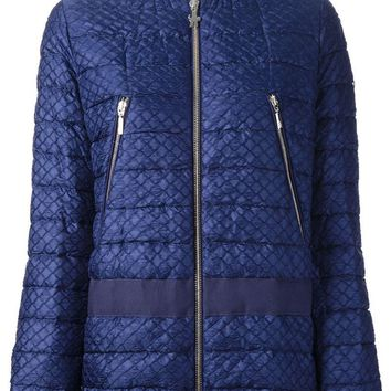 Moncler Gamme Rouge 'Brenda' feather down jacket