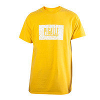 Pigalle Wave T-Shirt (Yellow) – RSVP Gallery