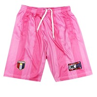 Ethik Clothing Co. - United Soccer Short - Light Pink