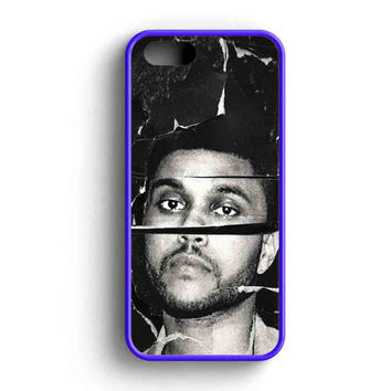 The Weeknd Beauty Behind The Madness Album iPhone 5 Case iPhone 5s Case iPhone 5c Case