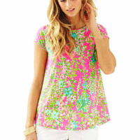 Betsey Cap Sleeve Top - Lilly Pulitzer