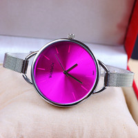 New Fashion Silver Watches Women's Dress Watch