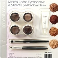 Borghese Mineral Loose Eyeshadow and Mineral Base