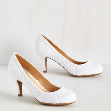 Dreamy of You Heel | Mod Retro Vintage Heels | ModCloth.com
