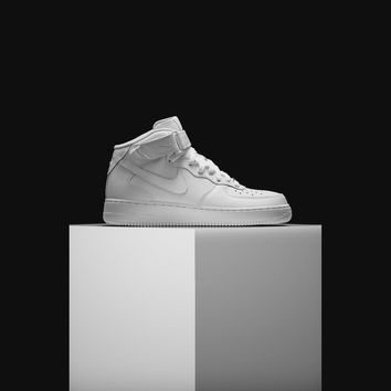 Nike Air Force 1 Mid 07 ( 315123 - 111 )
