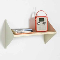 Assembly Home Triangle Bracket Wall Shelf-