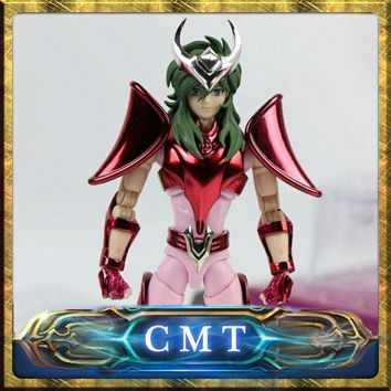 CMT EX Andromeda Shun V3 Version final Cloth EX metal armor GREAT TOYS GT EX Bronze Saint Seiya Myth Cloth Action Figure