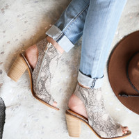 Sutton Mule Heel | Very Volatile