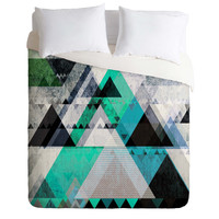Mareike Boehmer Graphic 4 XY Duvet Cover