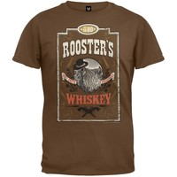 True Grit - Whiskey Label T-Shirt