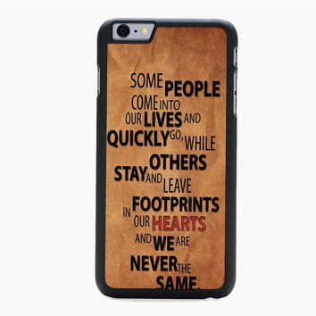 hearts word For iPhone 6 Plus iPhone 6 Case