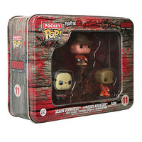 Funko Horror Pocket Pop! Jason Voorhees Freddy Krueger & Sam Set