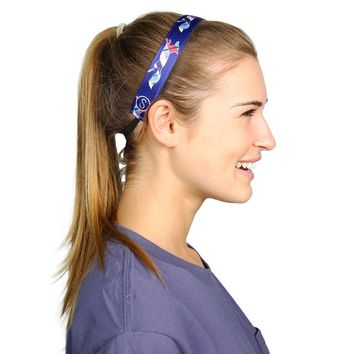 Country Club Prep Exclusive Longshanks Headband by Sweaty Bands