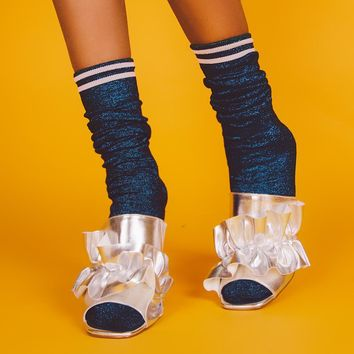 Sublime High Socks | Navy
