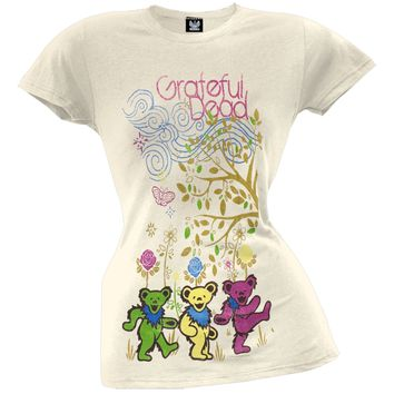 Grateful Dead - Trees Juniors T-Shirt