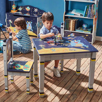 Fantasy Fields - Outer Space Table & Set of 2 Chairs