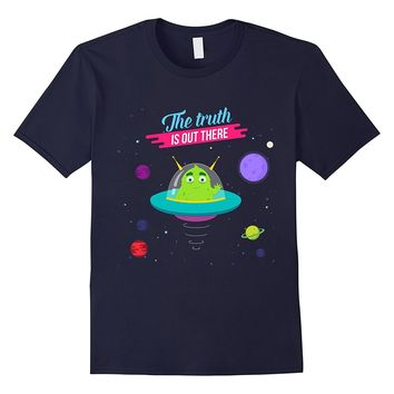 The Truth Is Out There Cute Alien