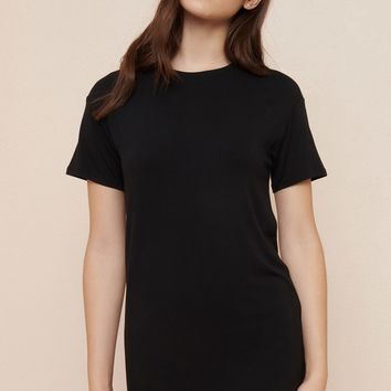 Relaxed Fit T-Shirt Dress
