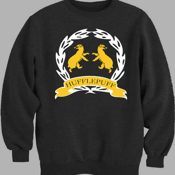 HUFFLEPUFF CREST Sweater for Mens Sweater and Womens Sweater ***