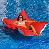 King Kai Pool Float at Brookstone—Buy Now!