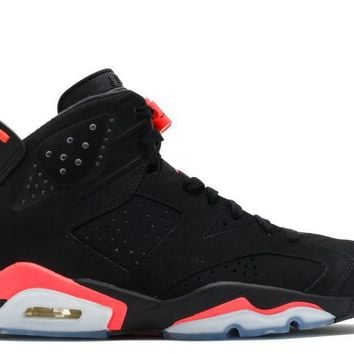 "AIR JORDAN 6 RETRO ""INFRARED 2014"""