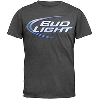 Bud Light - Graphic Logo Soft T-Shirt